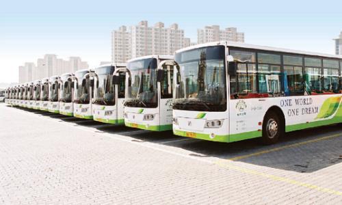 受道路施工影响 青岛211路公交车11月7日起调流运行