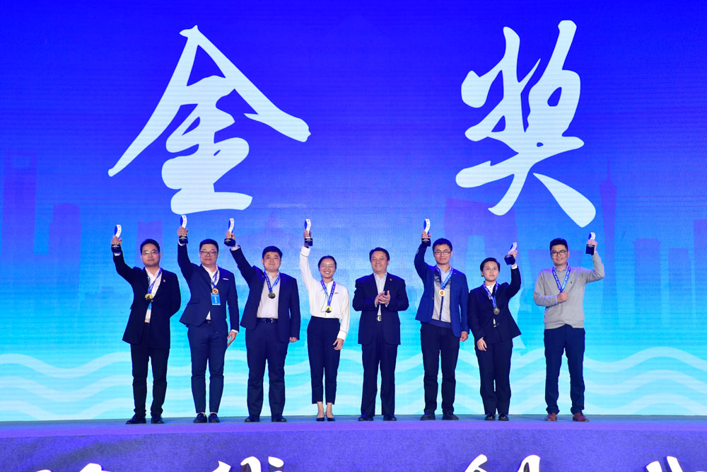 第六届中国青年创新创业大赛青岛落幕 全国13个潜力项目获金奖