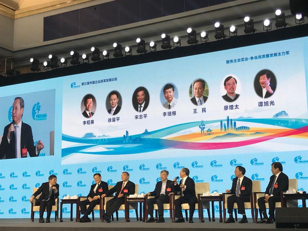 徐工集团董事长王民:关注家乡发展  相信山东会越来越好