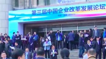 【聚焦中国企业改革发展论坛】展示活力山东 把握发展机遇