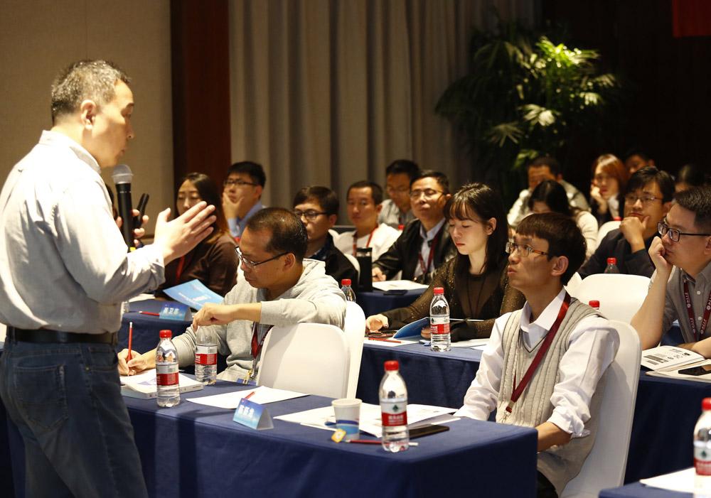 中国青年创业孵化训练营在青岛圆满结束