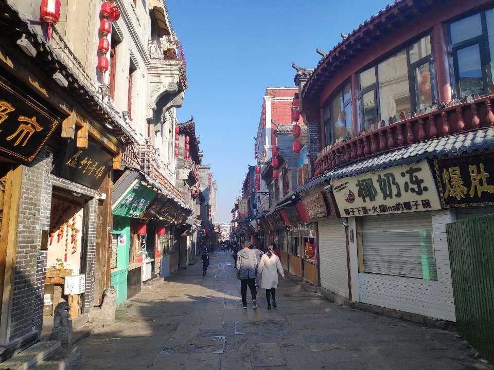 吃货请注意!济南芙蓉街时隔一年又改造?NO,这次是它邻居芙蓉巷!