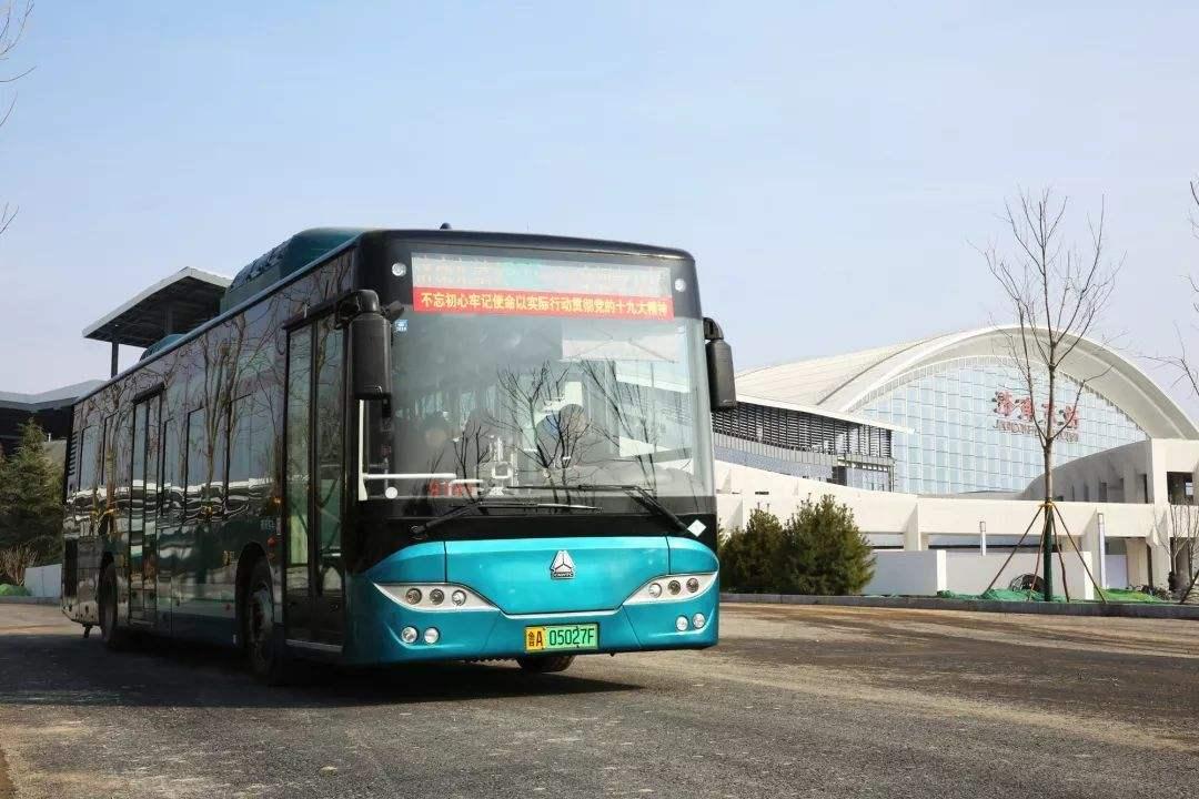 凤山路居民出行更方便!11月6日起济南公交开通试运行538路
