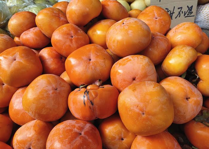 柿子营养价值高 但需谨防胃结石