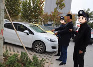 """14小时!潍坊昌邑公安速破""""11.05""""系列砸车玻璃盗窃案"""