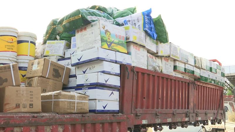 济南一货车司机卸货时死亡,家属疑与农药有关 物流公司:希望走法律途径
