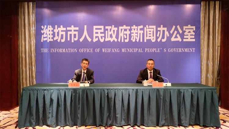去年以来潍坊新设立基金35只总规模515亿 实现投放86.5亿