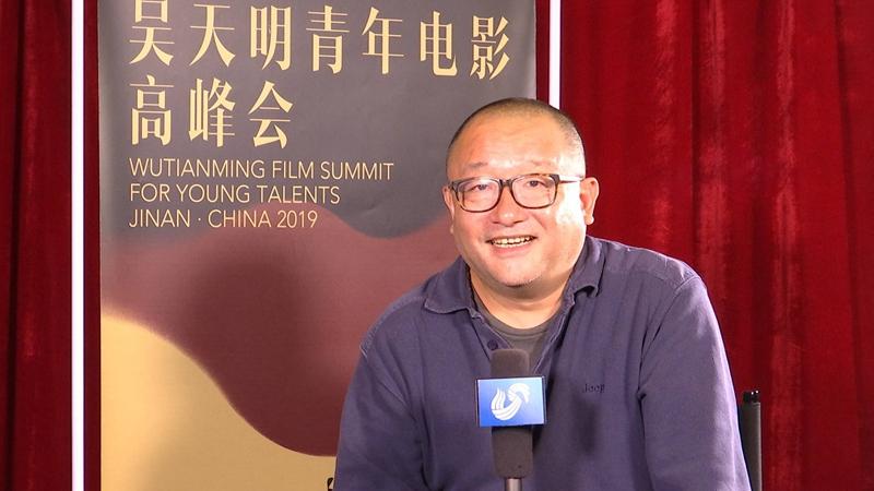 专访导演王小帅:在济南拍电影会选趵突泉,它是有这个城市味道的