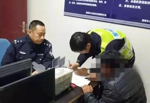 """淄博高青交警两天查处6名""""酒司机"""" 5人涉嫌醉驾"""
