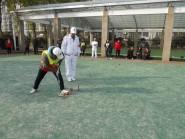11月11日起,240名门球选手将在潍坊一决高下