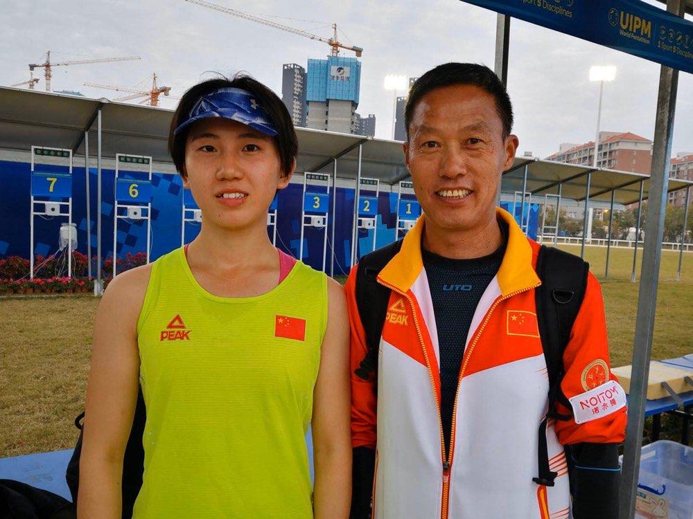现代五项亚锦赛武汉开战 山东张明煜获奥运参赛资格