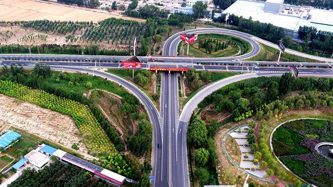 绕行攻略!11月18日起京台高速息陬枢纽部分匝道封闭近一年