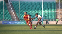 济南运动员杨飞飞助中国女子橄榄球队获东京奥运资格入场券