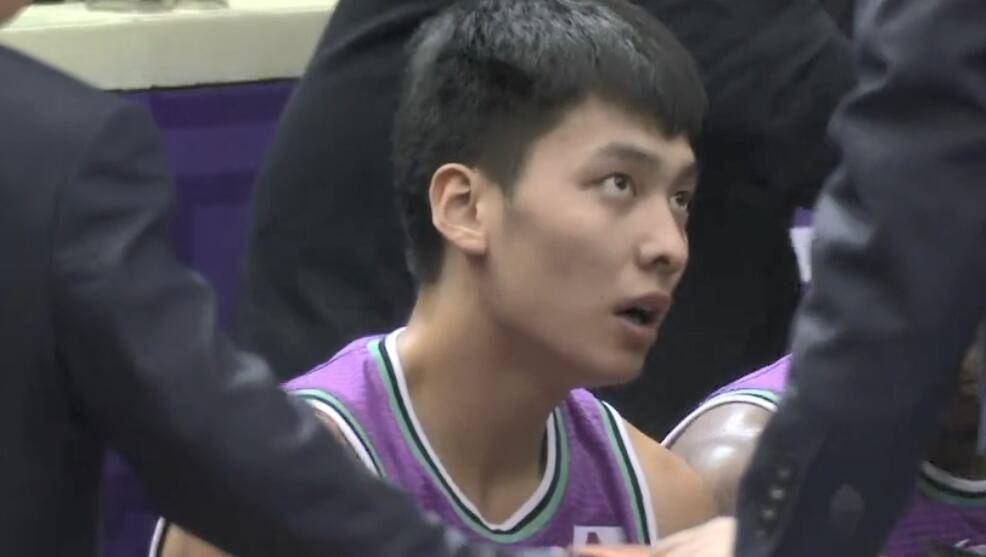 """阳光帅气的他如此""""疯狂"""" 陈培东再刷职业生涯最高分"""