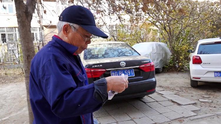 85秒丨室外降温室内提温 集中供暖让潍坊老旧小区居民家中暖起来