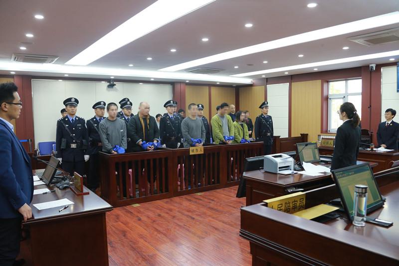 38人被判刑!临沂对6起恶势力犯罪案件进行集中宣判