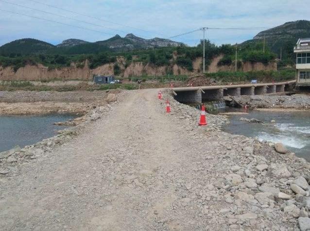 潍坊弥河流域7座桥梁11月底全部通车 防洪保障能力大幅提升