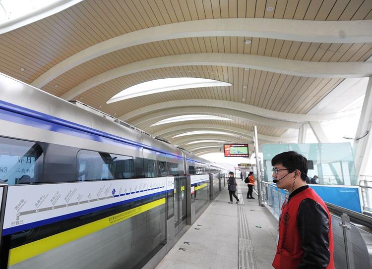 最新消息!青岛地铁4号线拟定站名已公示 看看路过你家吗?