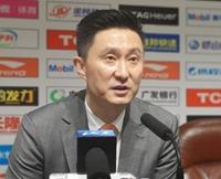 杜锋:苏伟是山东人  希望球迷能热爱篮球也热爱球员