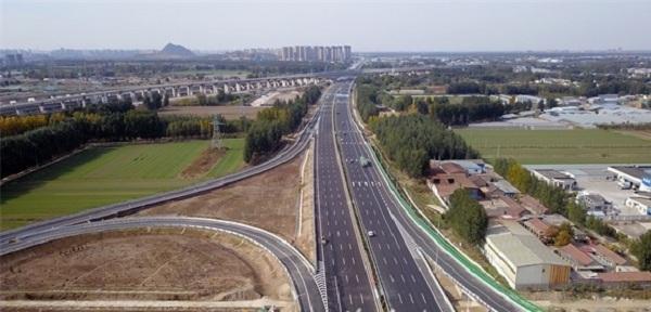 倒计时!济南王舍人互通立交与华山高架桥年底将同步通车