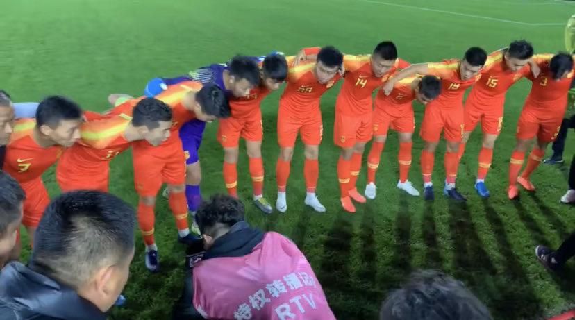 国奥1-0立陶宛 鲁能三将首发出场