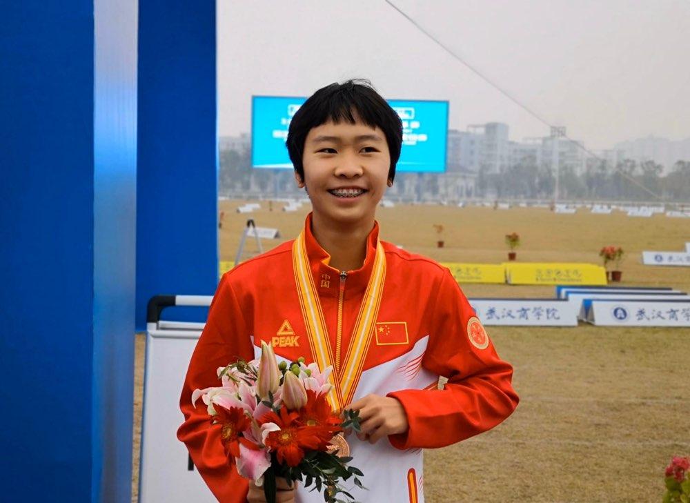 现代五项亚洲锦标赛 中国队夺女青亚军山东小丫获个人第三