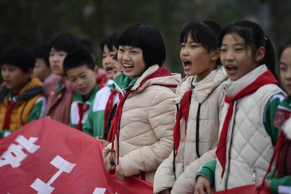 第三届济南唐王半程马拉松鸣枪开跑 美丽乡村洋溢青春力量