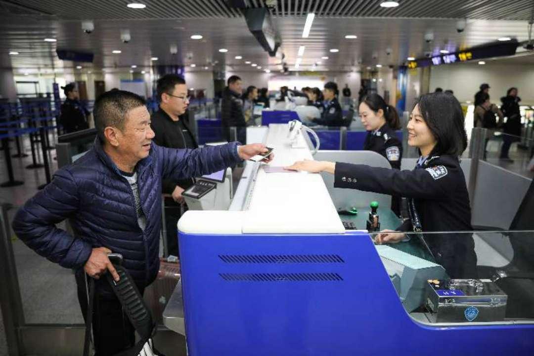 创历史新高!青岛空港2019年出入境客流量突破400万人次
