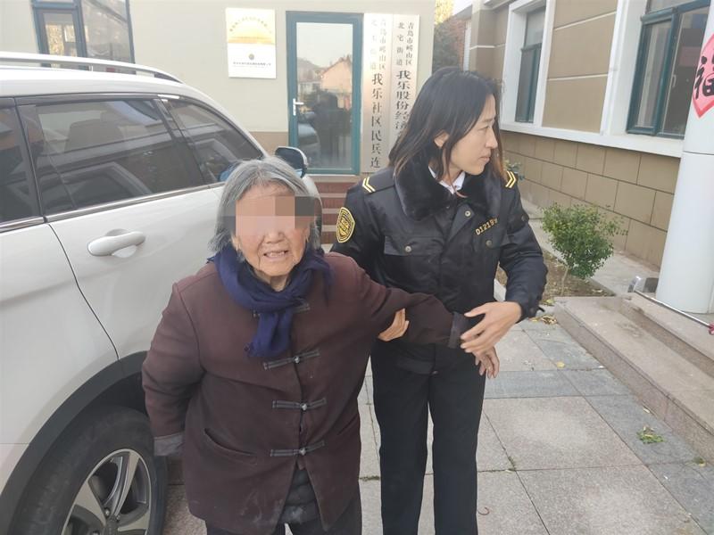 九旬老人公交车上寻亲 多亏热心人送她回家