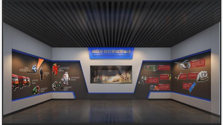 问政追踪 | 滨州人防科普馆对散客免费开放 年底前引进新设备加强服务