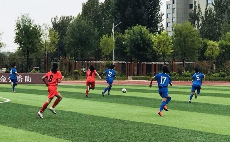 """2019山东""""全国青少年校园足球特色学校""""足球联赛成绩出炉了"""