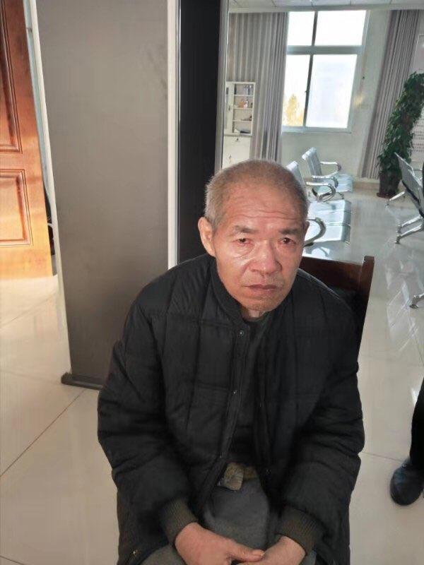 闪电寻人丨滨州救助站救助一名流浪者 发布相貌特征信息寻求线索