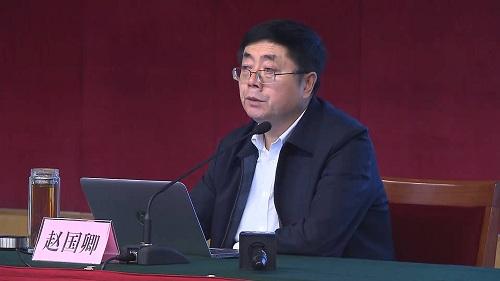 宣讲进行时 | 山东省委宣讲团成员到潍坊宣讲十九届四中全会精神