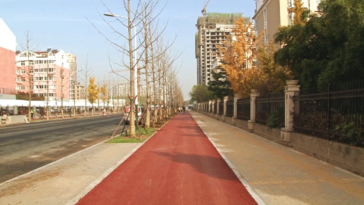 80秒丨堵了近20年终于通车了!潍坊市民经过文化路北段时仍需减速慢行