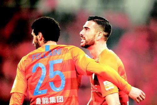 鲁能迎战重庆两将停赛 莫伊塞斯本周返回中国