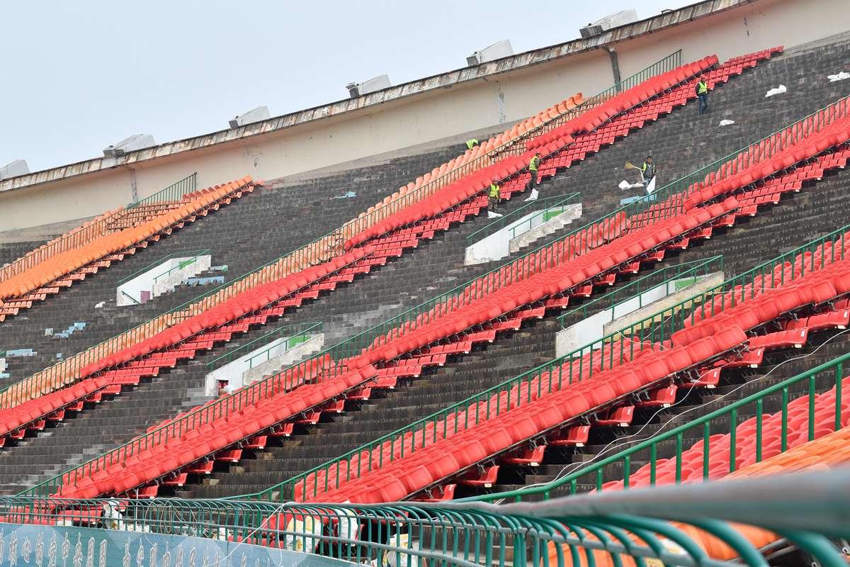 """鲁能球迷心中的那个""""圣体"""" 迎来16年最大一次修缮"""