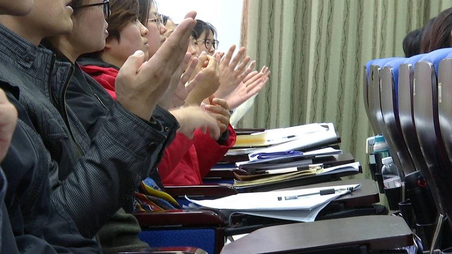 手语也有方言?山东首次举行听障视障人员普通话测试培训