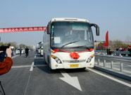 潍坊滨海区S224大沂线弥河桥建成通车