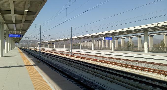 """这就是山东丨鲁南高铁26日通车,山东高铁""""一环""""连八市"""