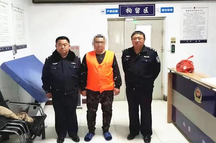 """滨州博兴一奇葩男子连续三年酒驾被查 触碰法律底线再次进""""宫"""""""