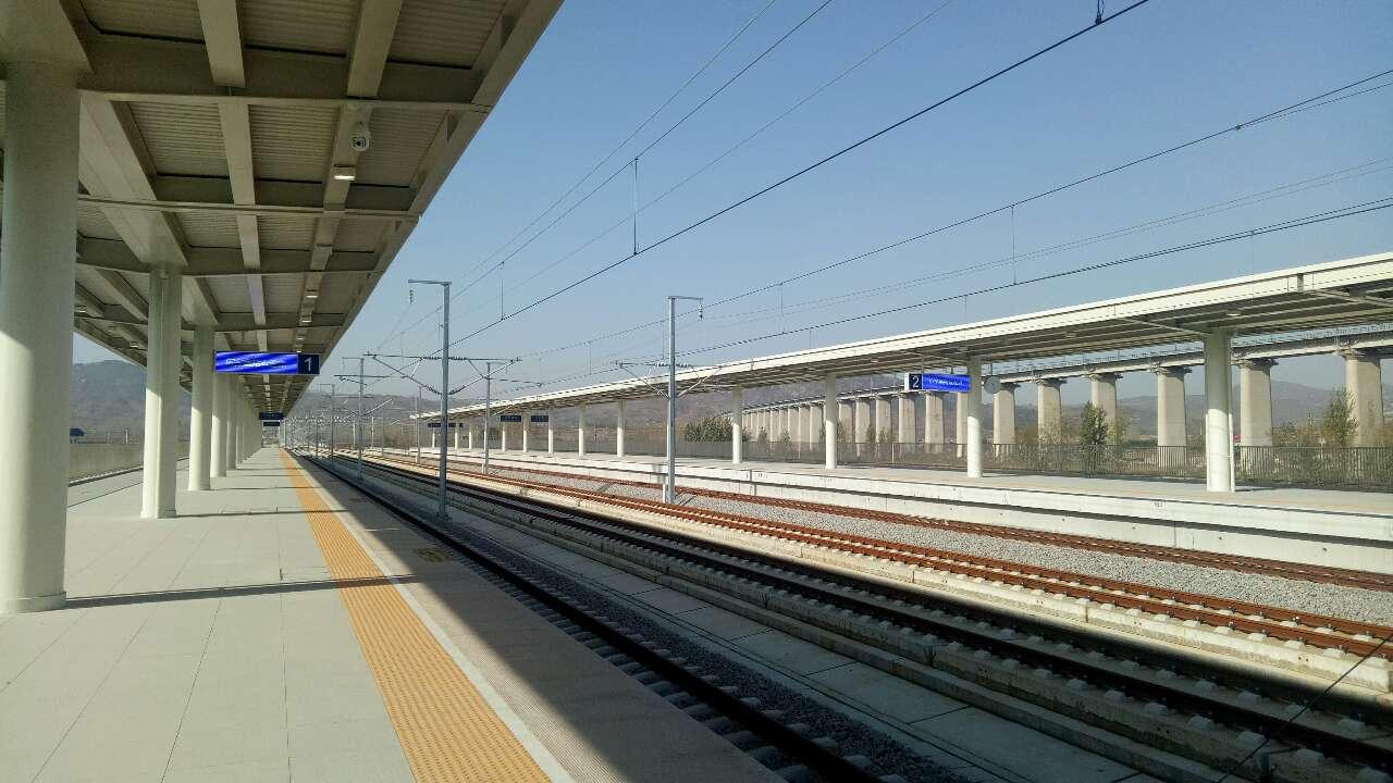 今早6时起,鲁南(日兰)高铁开始售票 26日正式营运