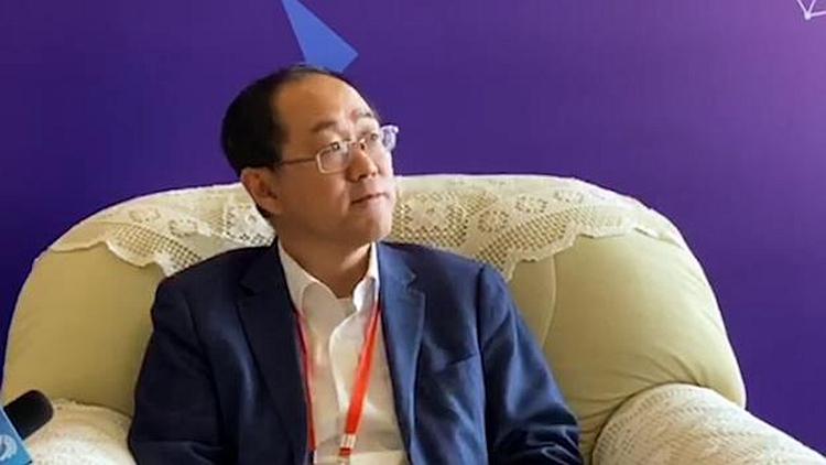 """中国传媒大学新媒体研究院院长赵子忠:把握5G发展趋势 让每个人都能站上""""C位"""""""