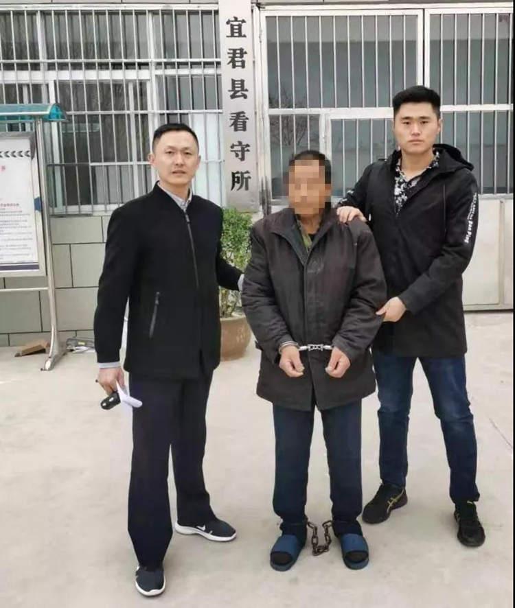 大快人心!背负命案 潍坊安丘潜逃25年罪犯终被抓获!