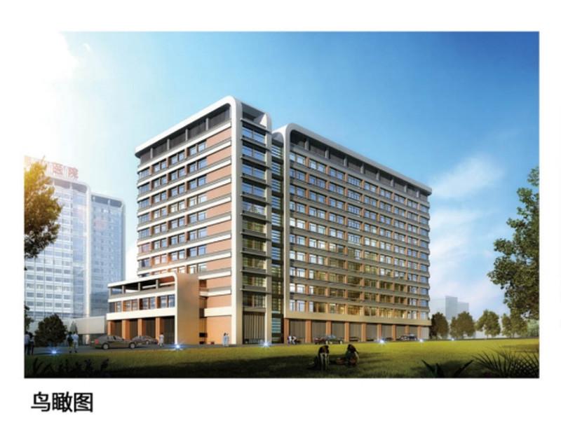 新增600床位!山东省千佛山医院新病房综合楼正进行批后公示