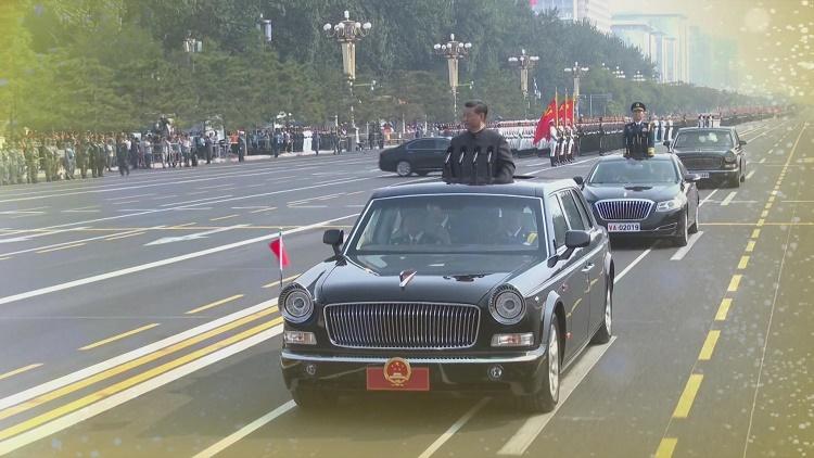 """真正的""""豪车"""",中国第一!"""