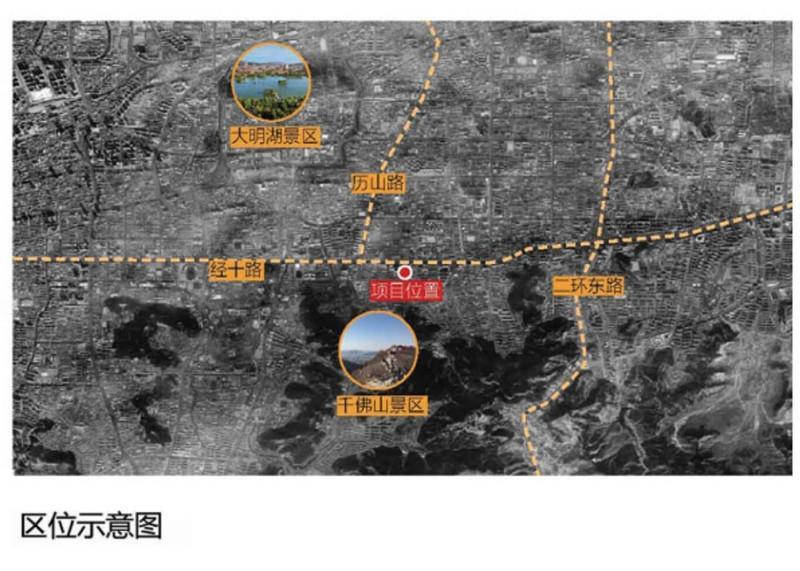 新增600床位!山東省千佛山醫院新病房綜合樓正進行批后公示