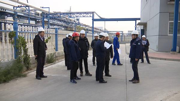 问政追踪丨潍坊三聚氯氰生产企业已停产 督导组要求建立台账全面检查
