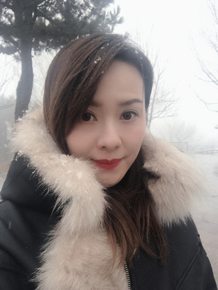 67秒|终于等到你!济南今冬的第一场雪来了