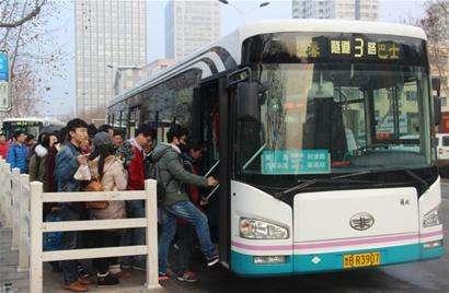 12月10日起青岛部分公交站点进行调整
