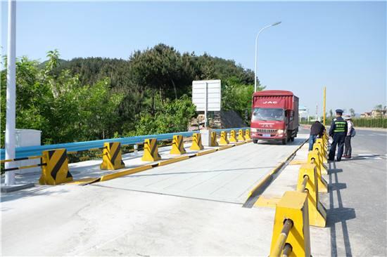 截至11月底,山东省高速入口称重检测设施设备建设安装任务全面完成